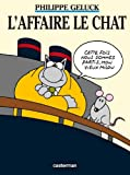 Philippe Geluck Le Chat, Tome 11 : L'affaire le Chat