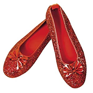 Wizard Of Oz Dorothy Ruby Slippers