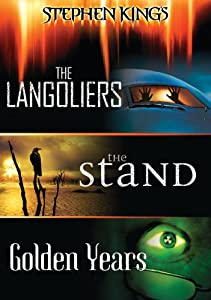 Stephen King Gift Set The Langoliers The Stand Golden Years by Paramount