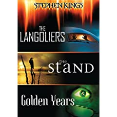 Stephen King Gift Set (The Langoliers / The Stand / Golden Years)