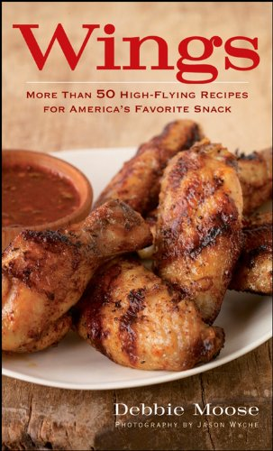 Wings: More Than 50 High-Flying Recipes for America's Favorite Snack (Flying Meat compare prices)