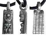 Pendentif Tiki Emblème