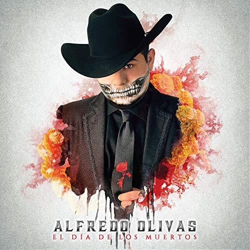 CD : ALFREDO OLIVAS - El Dia De Los Muertos