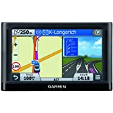 Garmin nüvi 55 LMT Premium Traffic Navigationsgerät (12,7 cm (5 Zoll) Touchscreen, CN Kartenmaterial für Zentraleuropa, TMC Pro)