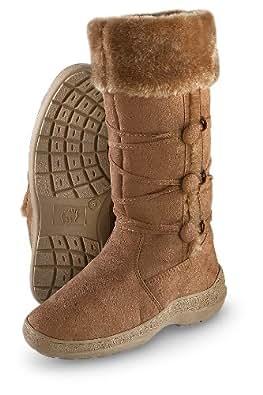 Women's Apres Madison Pull-on Boots, BLACK, 8M