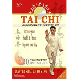 Good Morning Tai Chi - A Morning Workout to Energize the Body