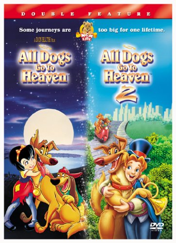 All Dogs Go to Heaven & All Dogs Go to Heaven 2 [DVD] [Region 1] [US Import] [NTSC]