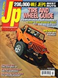 img - for JP Magazine, All Jeeps, Vol. 13, No. 2 (March, 2008) book / textbook / text book