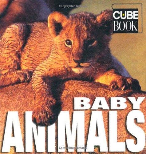 Baby Animals (Minicube) (Cubebook) front-80649