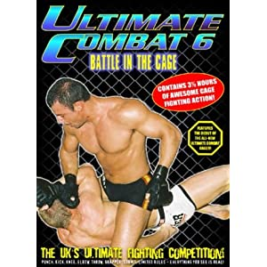 Ultimate Combat UC 6: Battle in the Cage movie