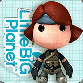 Little Big Planet: Metal Gear Solid- Meryl Costume [Online Game Code - Game Add-on]