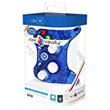 PDP Rock Candy Wired Controller for PC, Blueberry Boom (904-004-NA-BL)
