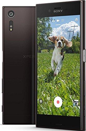 Sony Xperia XZ F8332 Dual Sim 64GB ミネラルブラック [並行輸入品]