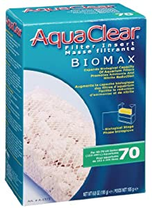 Aquaclear 70-Gallon Biomax