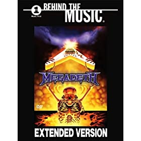 Megadeth - VH-1 Behind the Music Extended [VHS] by Megadeth