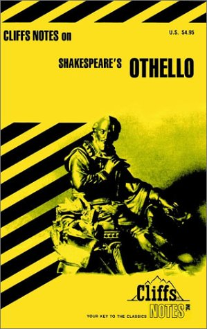 Othello (Cliffs Notes), CLIFFS NOTES EDITORS