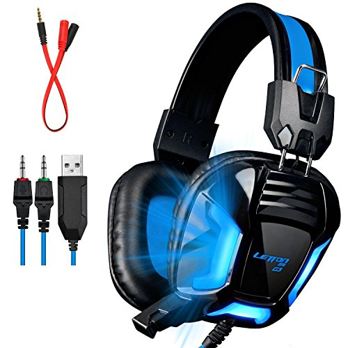 UL LETTON G3 Upgraded V Gaming Headset