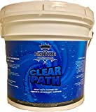 Clear Path - Premium Concrete & Asphalt Surface Heavy Duty Cleaner - Perfect For Masonry Surfaces, Home Driveways, Pavements, Industrial Spaces, Commercial Office Parks, Walkways, Parking Lots, & More