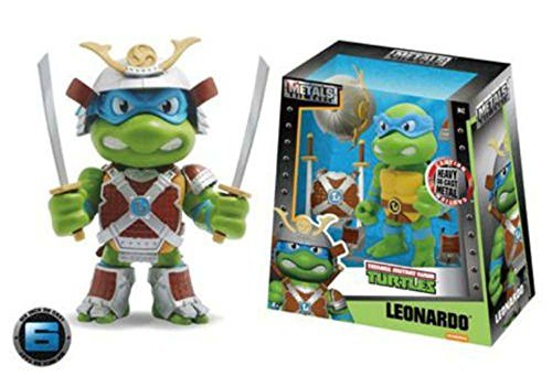 Teenage Mutant Ninja Turtles Jada Metals Die Cast 6