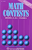 Math Contests, Grades 4, 5 & 6, Vol. 6 (School Years 2006-2007 Through 2010-2011)