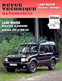 Collectif Land Rover Discovery et Defender : Moteur turbo Diesel 200 Td