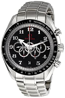 Omega Men's 321.30.44.52.01.002 Speedmaster Chronograph Watch by Omega