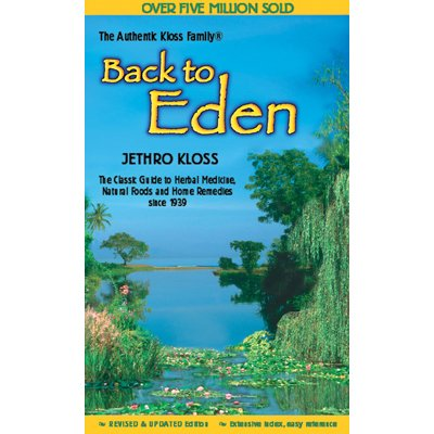 821157-Books All Publisher Titles Back To Eden - Kloss Ppbk - Book