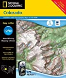 Colorado: Seamless USGS topographic maps on CD-ROM (0792284399) by National Geographic Society (U.S.)