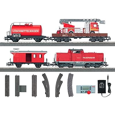 Amazon.com: Marklin Fire Digital Train set Complete 29751