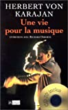 echange, troc Herbert von Karajan, Richard Osborne - Une vie pour la musique