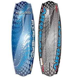 Buy AIRHEAD AHW-4029 Fluid Wakeboard with Primo Bindings by Airhead