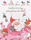 echange, troc Collectif - Comptines à lire à deux : Comptines de Noël (jouets,cadeaux,sapin,père noël) - Dès 2 ans