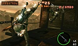 BIOHAZARD THE MERCENARIES 3D