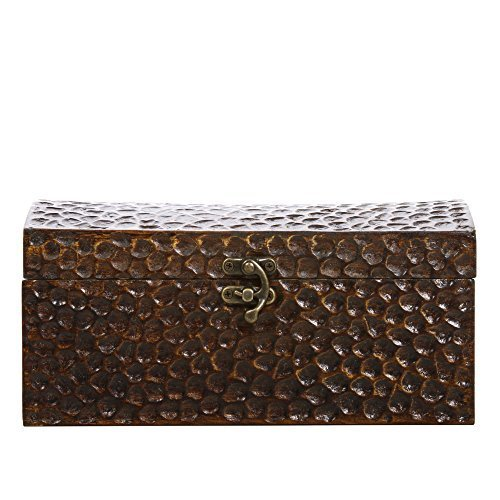 Hosley's Decorative Honeycomb Storage Box - 9