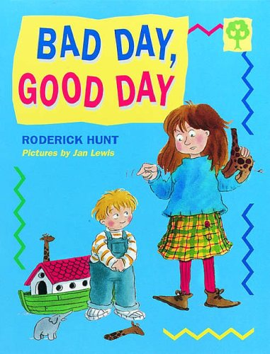 Oxford Reading Tree Rhyme and Analogy: Story Rhymes Pack A Bad Day, Good Day