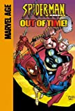 Spider-Man-and-Thor-Out-Of-Time