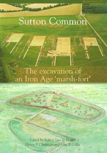 Sutton Common: The Excavation of an Iron Age 'Marsh Fort
