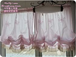 Balloon Curtain Window - Curtains & Valances