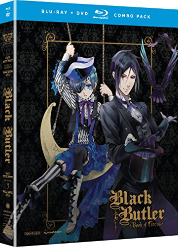 黒執事 Book of Circus / BLACK BUTLER: BOOK OF CIRCUS SEASON THREE