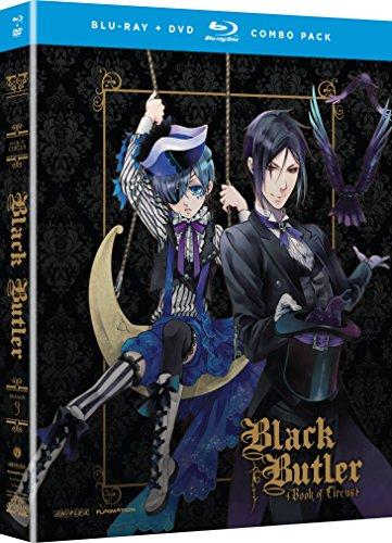 Black Butler: Book of Circus - Season Three (Blu-ray/DVD Combo)