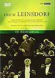 Erich Leinsdorf - In Rehearsal