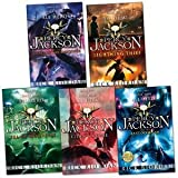 Percy Jackson Collection 5 Books Set Pack