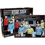 (20x27) Star Trek Cast 1000 Piece Jigsaw Puzzle