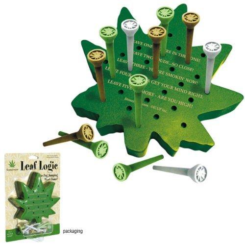 Stonerware Leaf Logic Old School Game