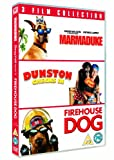 Marmaduke / Dunston Checks In / Firehouse Dog Triple Pack [DVD] [1996]