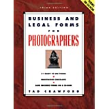 Business and Legal Forms for Photographers (Business & Legal Forms for Photographers) ~ Tad Crawford