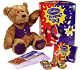 Cadbury Giant Creme Egg Egg and Mr Bear