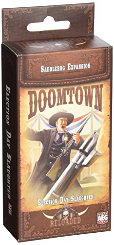 Doomtown Reloaded - Election Day Slaughter - Saddlebag Expansion 3 - 1
