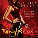Tangled Threads: Elemental Assassin, Book 4 Audiobook by Jennifer Estep Narrated by Lauren Fortgang