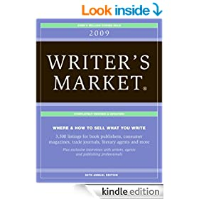 2009 Writer's Market: Where and How to Sell What You Write